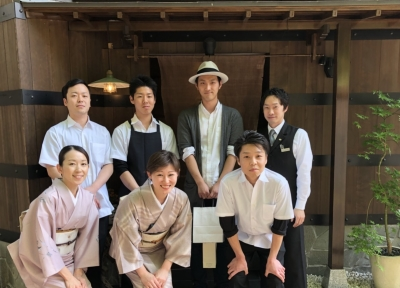 有名料亭で腕を磨いた料理長のもとで、洗練された和食の調理を学びませんか?