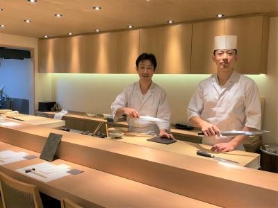 2020年11月OPENの寿司店で一流の握りスキルを発揮しませんか。