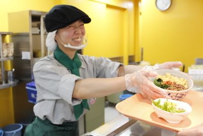 岐阜県内にある病院や学校、介護施設などの各施設で栄養士としてご活躍ください◎