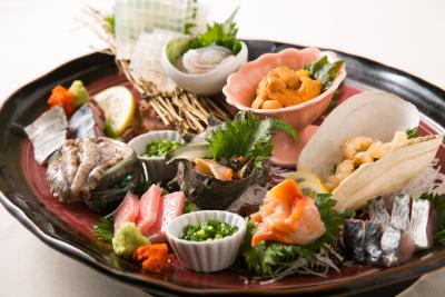 東京・銀座(並木通り)にある会員制の寿司割烹で、楽しくご活躍ください!