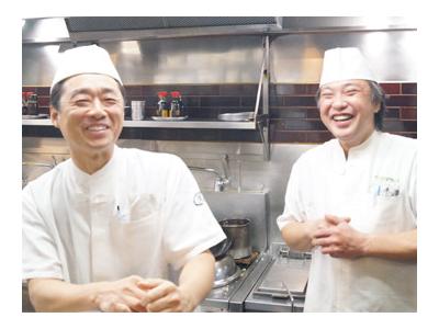 人気店で調理技術を生かしながら、繁盛店の作り方を学びませんか。