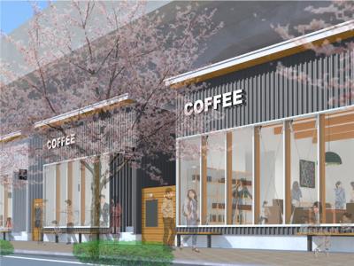 地域で愛されるカフェをめざします!