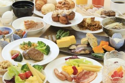関西圏の郷土メニューを取り入れた、朝食ブッフェの調理をお願いします♪