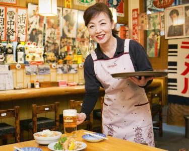 『下町浪漫』でキッチンスタッフとして働いてみませんか?