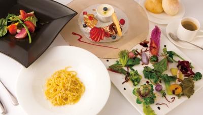那須でしか味わうことのできない本格イタリア料理を堪能いただけます。