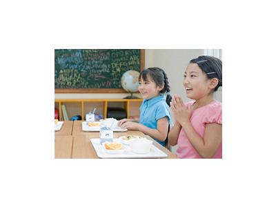 子どもたちを笑顔にできるような給食提供に取り組みませんか。