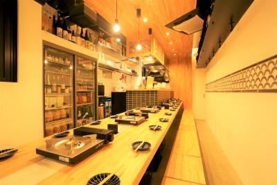 恵比寿を中心に、現在5業態5店舗を展開中!