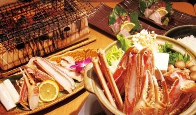 遠くてなかなか日本海へ行けない方などに、「こんなお店が大阪に欲しかった」と喜びの声を頂いております。