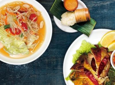 本格タイ料理を提供しているカフェレストランで店長候補として活躍しませんか!