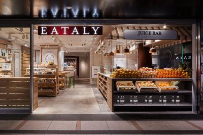 イタリア人スタッフも在籍する、国際色豊かで活気のある職場です