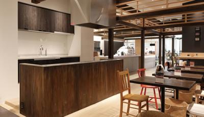 2020年4月オープン予定。大手家電メーカーとコラボするカフェで活躍しよう(画像は全てイメージ)