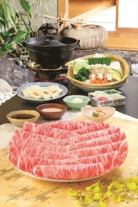全国から厳選した上質なお肉を、しゃぶしゃぶとしてご提供!高い調理技術が身につきます。