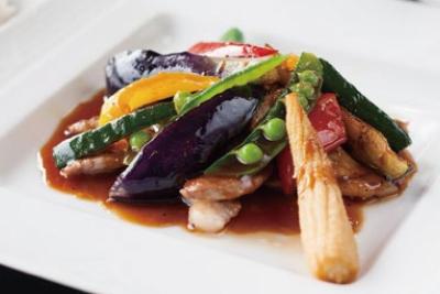 シェフが腕によりをかけた、質の高い料理が味わえます。