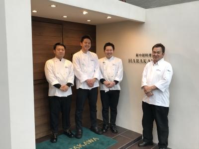 温故知新の精神で、心を込めた料理を提供する「新中国料理 HARAKAWA」