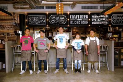 当社が展開するレストラン・バルなど洋食グループ