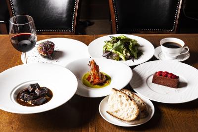 大阪/淀屋橋◆戦前から続く老舗の洋食レストラン!アットホームなお店でアルバイト◎