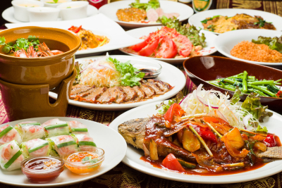 株式会社マリーエンターダイニング 「THAIFOOD・DINING&BAR マイペンライ」