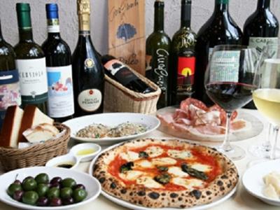 本格イタリアンの台場店&銀座の新店でキッチンスタッフを募集