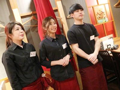 当社の系列店はどこも繁盛店。料理やサービスのコストパフォーマンスを大事にしています。