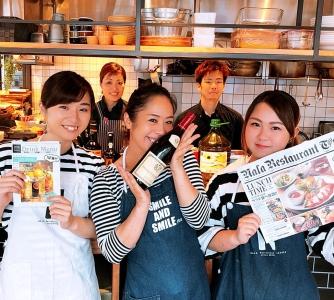 大和八木で話題のお店。楽しいスタッフとともにもっともっと盛り上げてください!!