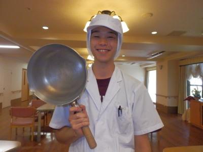 名古屋市内で展開する介護付き有料老人ホームで、調理師を募集します。