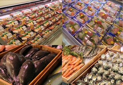 オープン前から並ぶお客さまもいるほど、地域の方にご愛顧いただいているスーパーマーケットです。