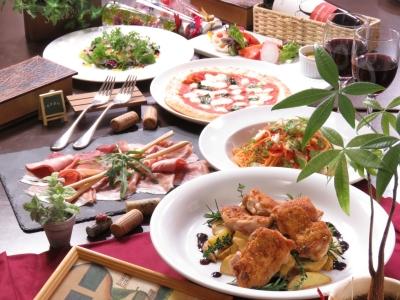 料理人歴30年以上のベテランシェフのもと、調理からマネジメントまで幅広くスキルアップできます!