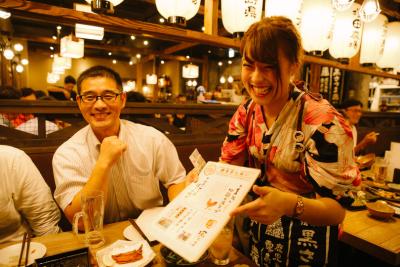 居酒屋「塚田農場」茨城の各店舗で、店舗運営スタッフとしてご活躍を!