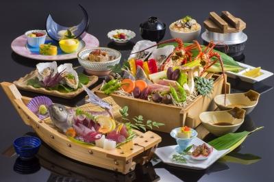 伊勢志摩の波音 海楼 料理イメージ