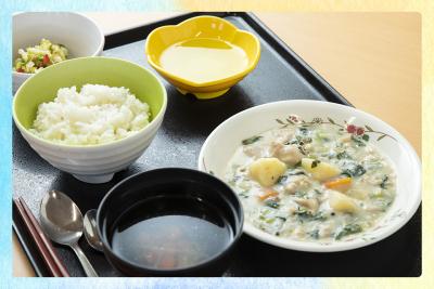 千葉県市川市にある介護老人保健施設でキッチンスタッフを募集します