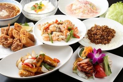 広東料理をベースにした本格中華が自慢のお店