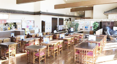 藤沢で展開するスーパー銭湯内のお食事処で、将来の店長をめざそう!