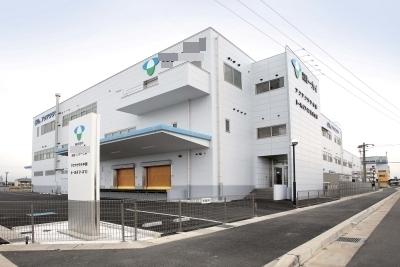 本社は岐阜。東海・四国エリアで事業を展開しています。