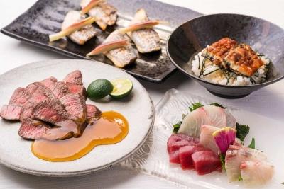 大阪市/堺市にある、和モダンな雰囲気の創作和食店、和食居酒屋、回転寿司店のいずれかでご活躍ください。
