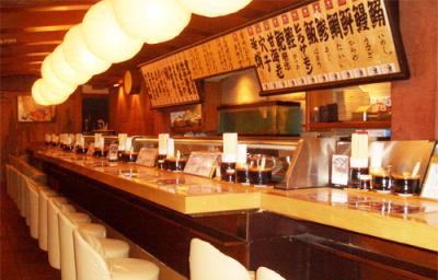 あじびるグループ 『元祖ぶっちぎり寿司 魚心』