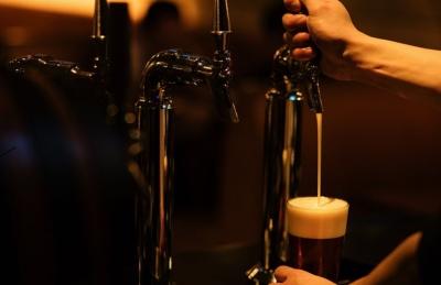 鎌倉地ビールをはじめ、ハウスワイン、国産オーガニック素材を使ったハーブティーなど、豊富なドリンクも。