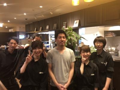 名古屋を中心に拡大中の喫茶店チェーン「支留比亜」。FC2店舗で働くスタッフを募集します。