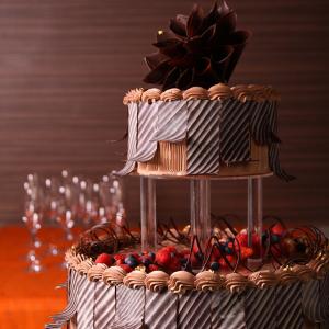 ウェディングケーキ作成のほか、デザートやデザートビュッフェで出すスイーツ作りをお任せします!