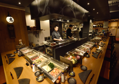 和食の本格スキルから経営まで幅広く学べます!