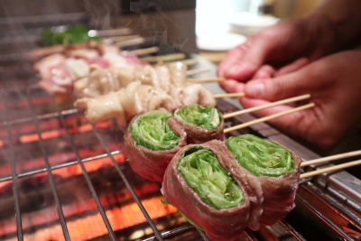 当社が運営する串焼き店のキッチンで、お弁当の調理をお任せします。