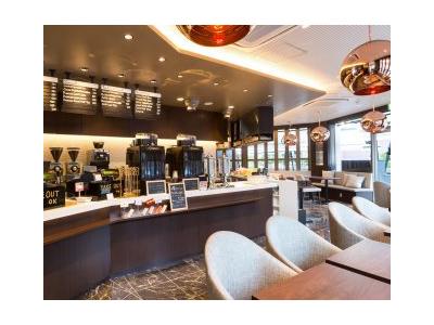 独自の人気ブランドを展開する外食チェーンがプロデュースする、ベーカリー&カフェ。