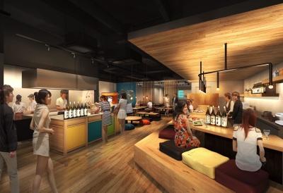 2018年9月にオープンする中華×卓球バーの新店含めた4店舗でスタッフを募集!