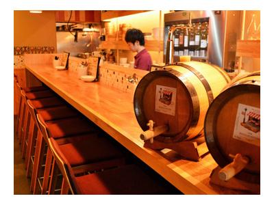 酸化しないワインサーバーで提供するワイン食堂やイタリアン、スペインバルなどを一宮市内に展開