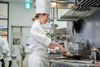 『DEAN & DELUCA』のおいしさを届ける調理スタッフとして活躍しませんか。