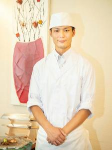 創業から30年以上。京都のミシュラン1つ星獲得店で修業した経歴を持つ店主が腕をふるっています。