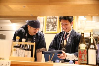 スタッフのアイディアが反映される店舗運営「やりたいこと」を実現できる環境だから、やりがいがある。