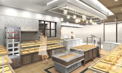 無添加パンでおなじみの『ローゲンマイヤー』静岡店は、2018年8月8日リニューアルオープン!