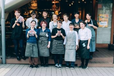 バル・居酒屋・カフェなど、個性豊かな7店舗で未来の店長を募集。