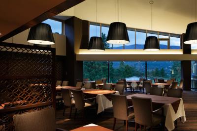 地元食材を使った本格イタリアンが楽しめるレストラン。