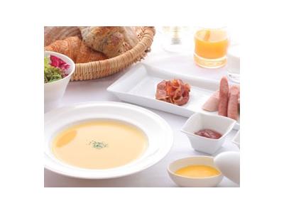 朝食は和食と洋食をお選びいただいています